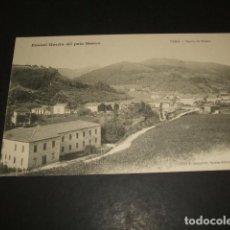 Postales: VERA DE BIDASOA NAVARRA BARRIO DE ALZATE. Lote 140530282