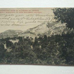 Excursiones desde el Balneario de Tiermas Sierra y monasterio de Leire Monumento nacional