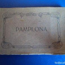 Postales: (PS-58830)BLOCK DE 20 POSTALES DE PAMPLONA. Lote 141563222