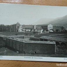 Postales: ALSASUA. CONVENTO DE CAPUCHINOS. (ED. ARRIBAS).. Lote 142572958
