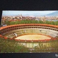 Postales: PLAZA TOROS PAMPLONA, CIRCULADA. Lote 142814602