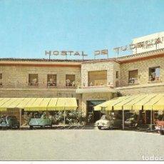 Postales: POSTAL, TUDELA-NAVARRA, HOSTAL DE TUDELA, ED. VALMAN, ESCRITA. Lote 143611770