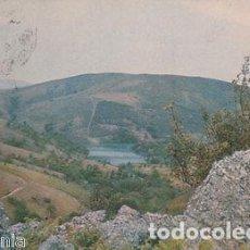 Postales: POSTAL DEL ALTO DE IBARDIN Y LAGO DE URRUÑA . NAVARRA POSTCARD POSTKARTE CC03068. Lote 143974705