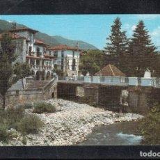 Cartes Postales: Nº 9 RONCAL. AYUNTAMIENTO Y PUENTE SOBRE EL RÍO ESCA. Lote 144491434
