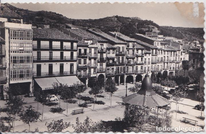 ESTELLA (NAVARRA) - PLAZA DE LOS FUEROS (Postales - España - Navarra Moderna (desde 1.940))