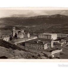 Postales: NAVARRA.- CASTILLO DE JAVIER - COLEGIO APOSTÓLICO, HOSPEDERÍA Y CASA EJERCICIOS. Lote 147007506