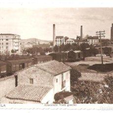 Postales: TUDELA (NAVARRA) AZUCARERA. VISTA GENERAL.. Lote 147436806