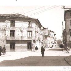 Postales: CORELLA (NAVARRA) EL CRUCERO. POSTAL FOTOGRÁFICA.. Lote 147565114