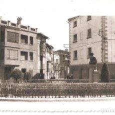 Postales: CORELLA (NAVARRA) PLAZA DE LA MERCED.POSTAL FOTOGRÁFICA.. Lote 147566758