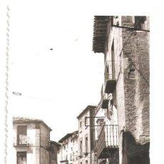Postales: CORELLA (NAVARRA) RUE PRIOR. POSTAL FOTOGRÁFICA.. Lote 147567298