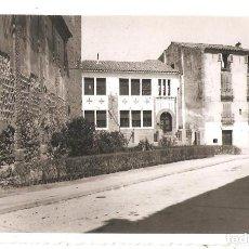Postales: CORELLA (NAVARRA) CONVENTO DE LAS MERCEDARIAS. POSTAL FOTOGRÁFICA.. Lote 147568782