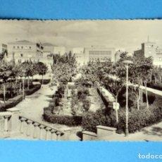 Postales: POSTAL DE CORELLA ( NAVARRA): PARQUE MARIA TERESA. Lote 147928266