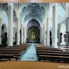 Postais: MUNCHANTE, NAVARRA - INTERIOR DE LA IGLESIA. 2 (ED. MONTAÑES) MURCHANTE. Lote 149825826