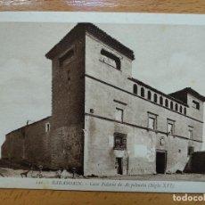 Postais: 121 BARASOAIN CASA PALACIO DE AZPILCUETA L. ROISIN. Lote 149826474