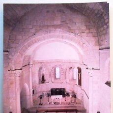 Cartes Postales: SAN MARTÍN DE UNX (NAVARRA). 038 IGLESIA PARROQUIAL. NUEVA. COLOR. Lote 150133172