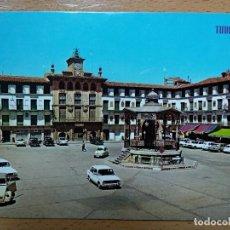 Postales: TUDELA.-PLAZA DE LOS FUEROS, KIOSCO.-EDICIONES PARIS Nº 114. Lote 150141006