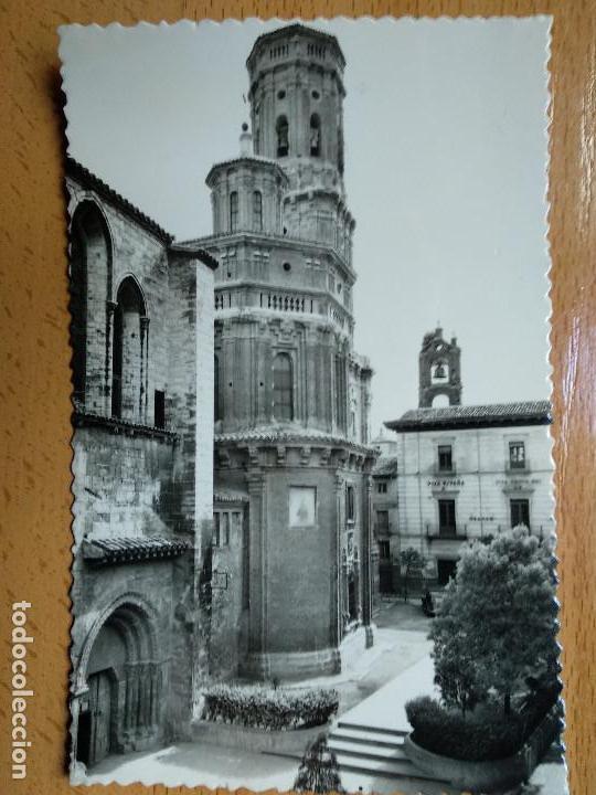 TUDELA. 2 CATEDRAL Y AYUNTAMIENTO. EDICIONES SICILIA (Postales - España - Navarra Moderna (desde 1.940))