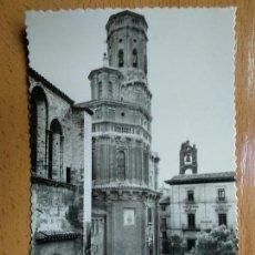 Cartoline: TUDELA. 2 CATEDRAL Y AYUNTAMIENTO. EDICIONES SICILIA. Lote 150239442
