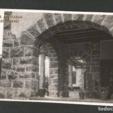 Postales: LEKUNBERRI-LECUMBERRI-HOTEL AYESTARAN-FOTOGRAFICA GALLE-POSTAL ANTIGUA-(57.067). Lote 151283374