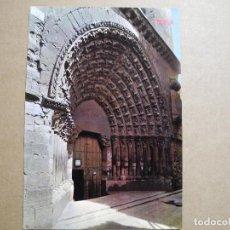 Postales: TUDELA. CATEDRAL. PUERTA DEL JUICIO. 204 ED. PARÍS. NUEVA. Lote 151509842