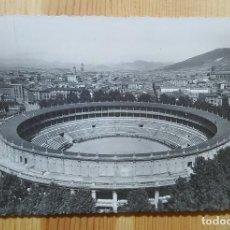 Postales: PANORAMICA DE LA PLAZA DE TOROS DE PAMPLONA Nº 62 ED. GARCIA GARRABELLA. Lote 151574878