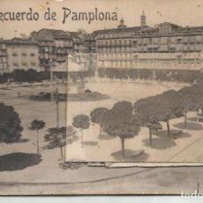 Postales: PAMPLONA-NAVARRA. Lote 151581178