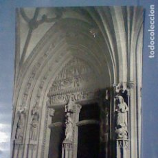 Postales: PORTICO SAN MIGUEL VITORIA ED SICILIA Nº 7 ESCRITA . Lote 152052358