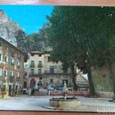 Postais: ESTELLA - PLAZA DE SAN MARTÍN . Lote 152655346