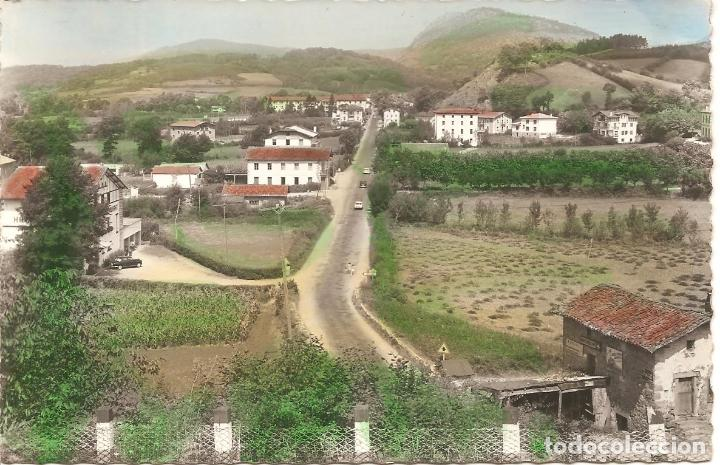 POSTAL, LECUMBERRI, VISTA GENERAL, ED. GARRABELLA Nº 1, SIN CIRCULAR (Postales - España - Navarra Moderna (desde 1.940))