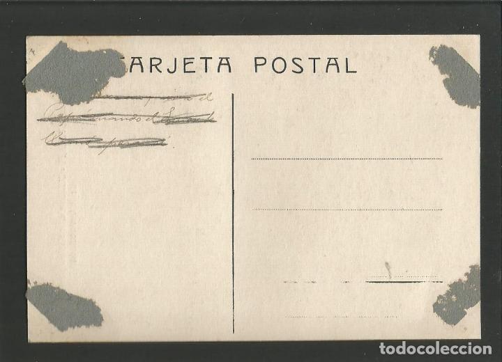 Postales: ESTELLA-LIZARRA-SALIDA DE LA CIUDAD POR EL PASEO LA INMACULADA-FOTOGRAFICA-POSTAL ANTIGUA-(57.328) - Foto 3 - 153231930