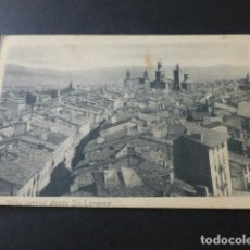 Postales: PAMPLONA VISTA PARCIAL DESDE SAN LORENZO. Lote 154341074
