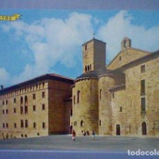 Postales: MONASTERIO LEYRE NAVARRA ED PEÑARROYA S/C Nº 921. Lote 154867578
