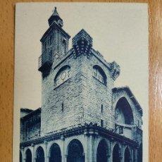 Postais: IGLESIA SAN NICOLAS PAMPLONA. ROISIN 54.. Lote 155257254