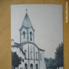Postales: VALCARLOS (NAVARRA) - IGLESIA (COL. EDITADA POR CAJA NAVARRA/ DIARIO DE NOTICIAS). Lote 155441650