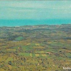 Postales: ALTO DE IBARDIN, VISTA DE LA COSTA VASCA, NAVARRA. Lote 155781974