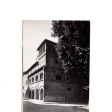 Postales: ESTELLA.(NAVARRA).- PALACIO DE LOS REYES DE NAVARRA. Lote 155852958