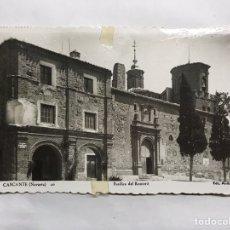Postales: CASCANTE (NAVARRA) POSTAL NO.10, BASÍLICA DEL ROMERO. EDITA: ED. ARRIBAS (H.1950?). Lote 156013133