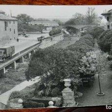 Postales: FOTO POSTAL DE TUDELA, PASEO DEL GENERALÍSIMO, ED. PARIS Nº 4. NO CIRCULADA.. Lote 156082438