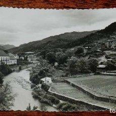 Postales: FOTO POSTAL DE RONCAL (NAVARRA) VISTA PARCIAL, EDICIONES SICILIA 14, ESCRITA. Lote 156089970