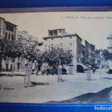 Cartes Postales: (PS-59954)POSTAL DE TAFALLA-PLAZA DE CORTES(D.TEOFANO). Lote 156732806