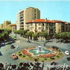 Postales: PAMPLONA - 6717 PLAZA GENERAL MOLA. Lote 156737718