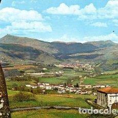 Postales: ELIZONDO - 8 VALLE DEL BAZTÁN - VISTA PANORÁMICA DESDE EL MIRADOR. Lote 156738838