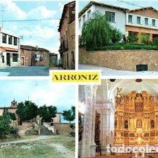 Postales: ARRONIZ - 3 VISTAS DIVERSAS. Lote 156740658