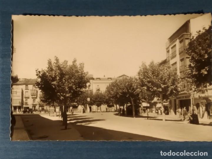 POSTAL DE TAFALLA. 9 PLAZA DE DON TEÓFANO CORTÉS. GARCÍA GARRABELLA. CIRCULADA (Postales - España - Navarra Moderna (desde 1.940))