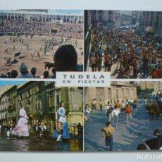 Postales: POSTAL. 655. TUDELA. ED. PARIS. J.M. NO ESCRITA. . Lote 159248454