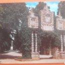 Postales: 1963 PAMPLONA NAVARRA JARDINES TACONERA ANTIGUO PORTAL SAN NICOLAS. Lote 160655829