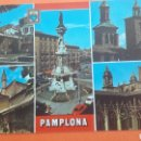 Postales: PAMPLONA NAVARRA. Lote 160656320