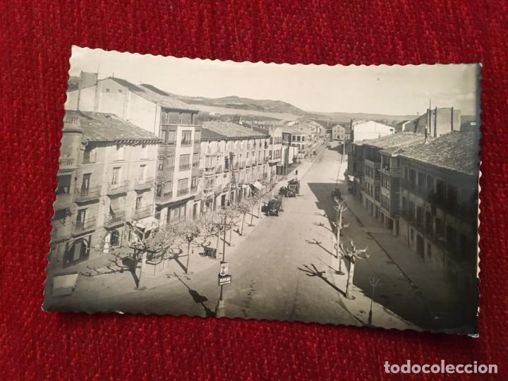 P0908 POSTAL SIN CIRCULAR TAFALLA #10 AVENIDA GENERAL FRANCO EDICIONES DARVI (Postales - España - Navarra Moderna (desde 1.940))