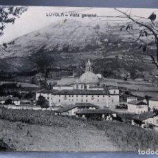 Postales: POSTAL LOYOLA VISTA GENERAL EDICIÓN AMENABAR CIRCULADA SELLO. Lote 162581678