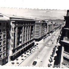 Postales: TARJETA POSTAL DE PAMPLONA. AVENIDA DE CARLOS III.. Lote 164463578